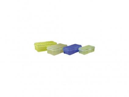 Box s klick uzávěrem 28x15x 9cm (2,9l) PH mix barev