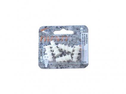 Hmoždinka do sádrokartonu plast. 2106 (5ks) blistr
