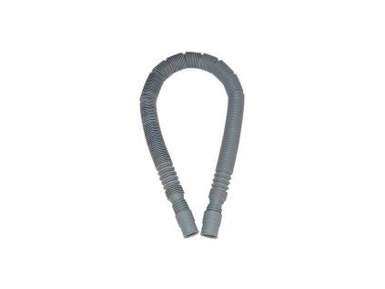 Hadice pračk. odpadní 90-300cm přímá