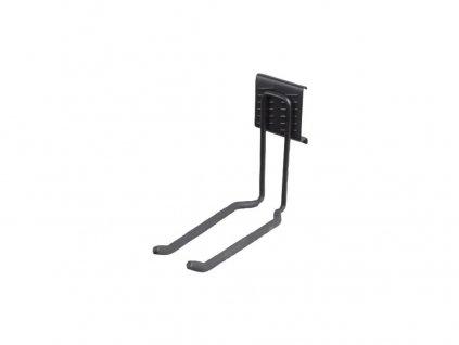 Hák dvojitý dlouhý 9x19x24cm BlackHook závěs.systém G21