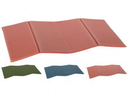 Podložka skládací 39,5x29,5x0,7cm PAD EVA mix barev