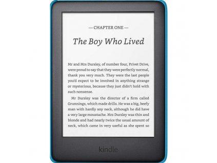 Čtečka e-knih Amazon Kindle Touch 2020 kids Edition s reklamou - černá