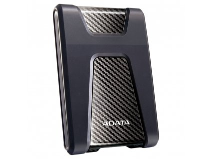 HDD 1TB USB3.0 HD650 odolný BK A-DATA