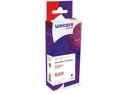 K12464W4 ink pro CANON PGI-520BK WECARE