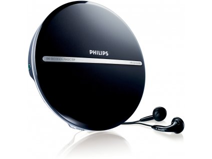 EXP2546/12 PŘENOSNÝ CD/MP3 PŘ. PHILIPS
