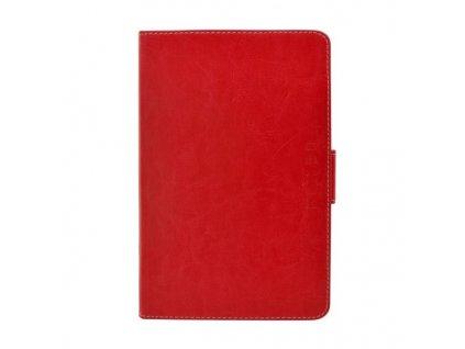 """Pouzdro na tablet flipové FIXED Novel na tablety 7-8"""" - červené"""