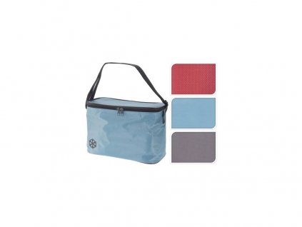 Taška chladicí  8l 30x16x21,5cm mix barev