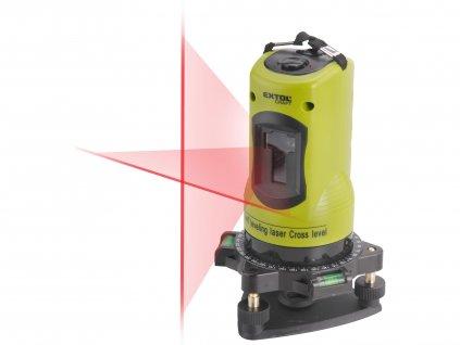 EXTOL CRAFT 34900 laser liniový, křížový samonivelační