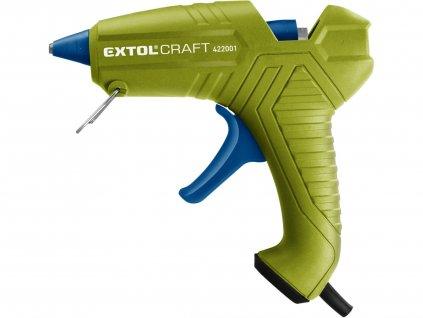 EXTOL CRAFT 422001 pistole tavná lepící, ⌀11mm, 40W