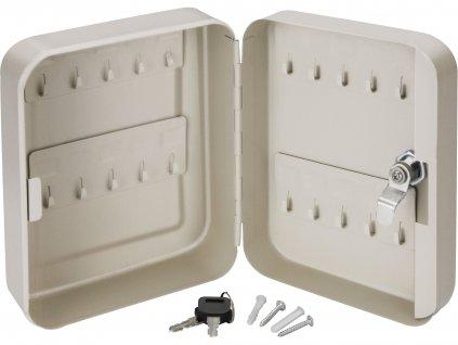 EXTOL CRAFT 99020 schránka na klíče, 200x160x80mm