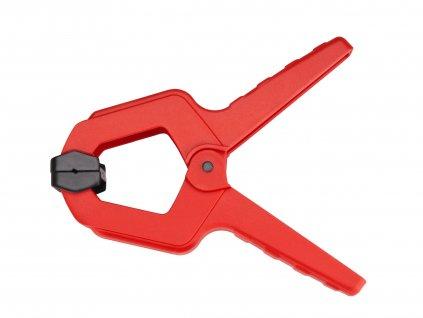 EXTOL PREMIUM 8815412 svorka pružinová plastová, 85mm