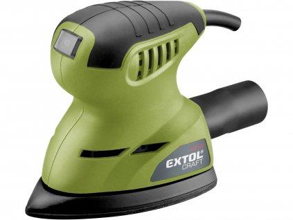 EXTOL CRAFT 407130 bruska vibrační, delta, 125W