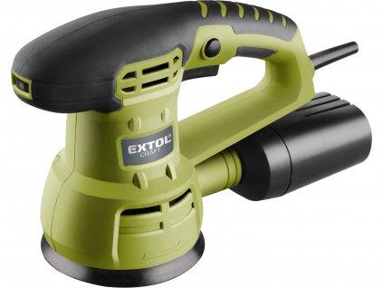 EXTOL CRAFT 407202 bruska excentrická, 125mm, 430W