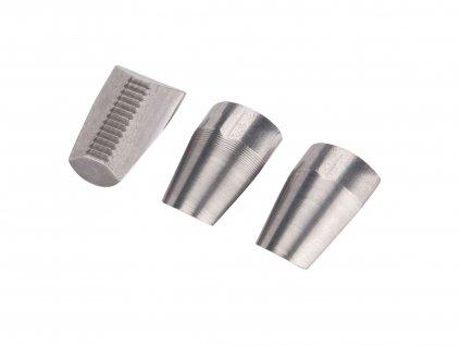 FORTUM 4770690 čelisti do nýtovacích kleští, 3ks, 13mm