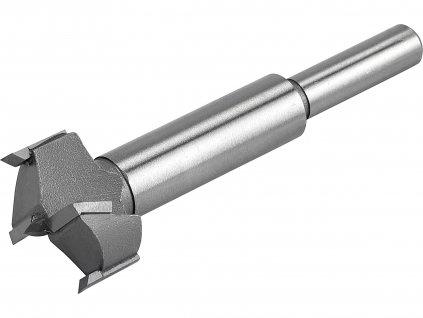 EXTOL PREMIUM 8802019 fréza čelní-sukovník do dřeva s SK plátky, O 25mm stopka 8mm