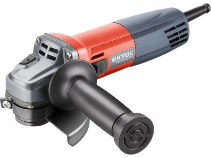 EXTOL PREMIUM 8892021 bruska úhlová, 115mm, 750W