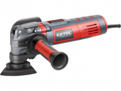 EXTOL PREMIUM 8894100 bruska multifunkční, rychloupínací, 400W