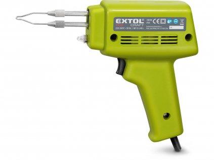 EXTOL CRAFT 9920 pistole pájecí transformátorová, 100W