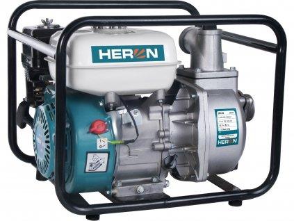 HERON 8895101 čerpadlo motorové proudové 5,5HP, 600l/min