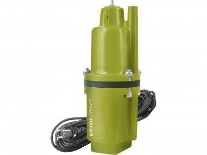 EXTOL CRAFT 414171 čerpadlo membránové hlubinné ponorné, 300W, 1400l/hod, 20m