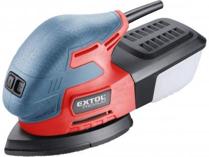 EXTOL PREMIUM 8894002 bruska vibrační 3v1, delta, 220W