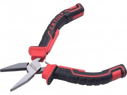 EXTOL PREMIUM 8813025 kleště ploché mini, 125mm, 125mm