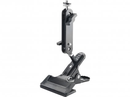 "EXTOL PREMIUM 8823923 držák-klip nastavitelný na laser/kameru, 1/4"" šroub"