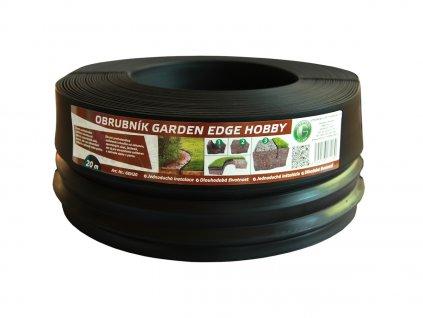 zahradní obrubník GARDEN EDGE HOBBY 20 m černý