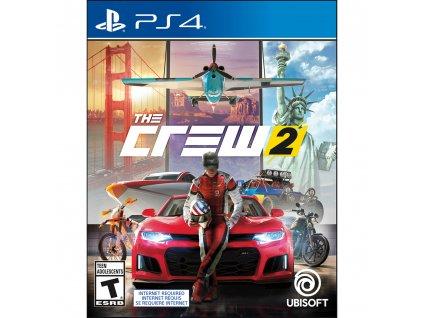The Crew 2 hra PS4 UBISOFT