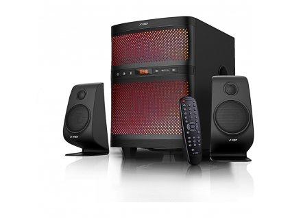 F580X PC repro 2.1 70W FM BT USB F&D