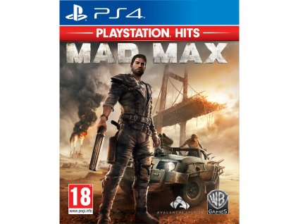 MAD MAX hra PS4