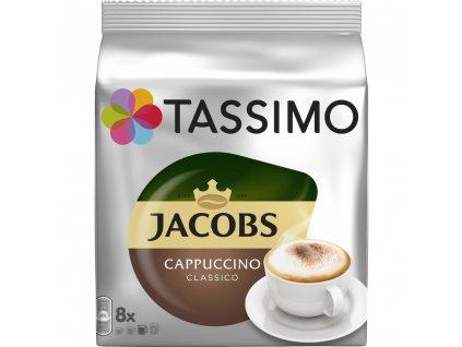TASSIMO CAPPUCCINO KAPSLE JACOBS KRÖN.