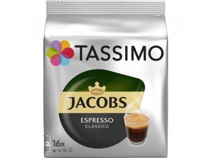 TASSIMO ESPRESSO KAPSLE JACOBS KRÖN.