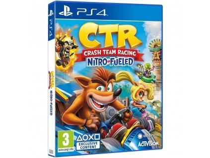 Crash Team Racing Nitro-Fueled hra PS4