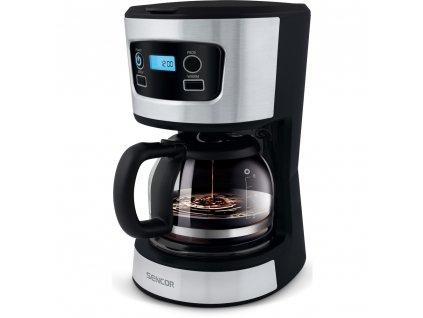 SCE 3700BK kávovar SENCOR