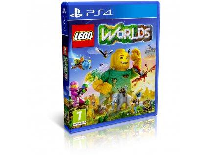 LEGO Worlds hra PS4 Warner Bros