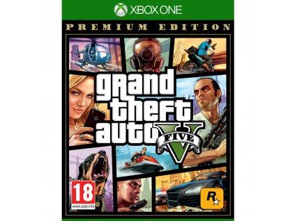 GTA V PREMIUM EDITION hra XONE