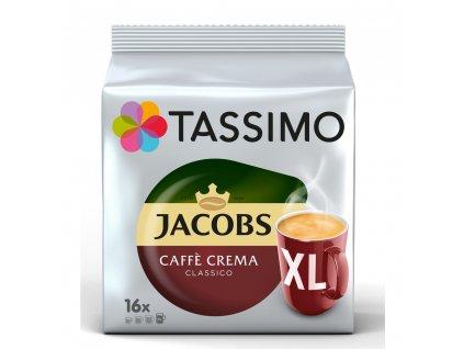 TASSIMO CAFÉ CREMAXL KAPSLE 16ks TASSIMO