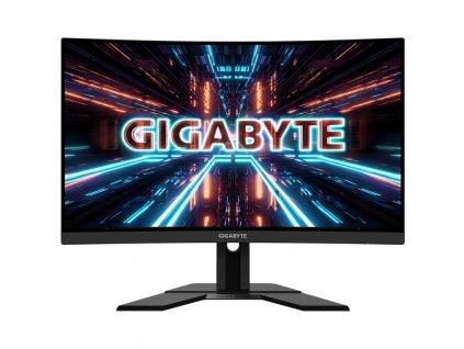 """Monitor Gigabyte G27FC A 27"""", LED, VA, 1ms, 3000:1, 250cd/ m2, 1920 x 1080, DP, - černý"""