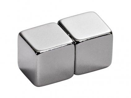 Magnet neodymový 10x10x10mm (2ks)