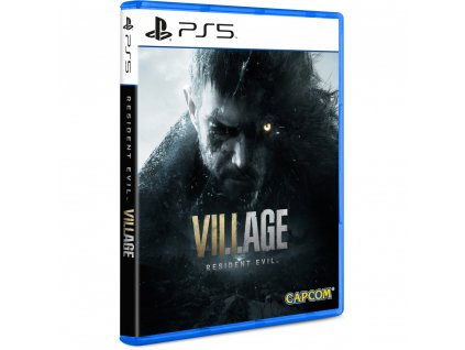 Resident Evil Village hra PS5