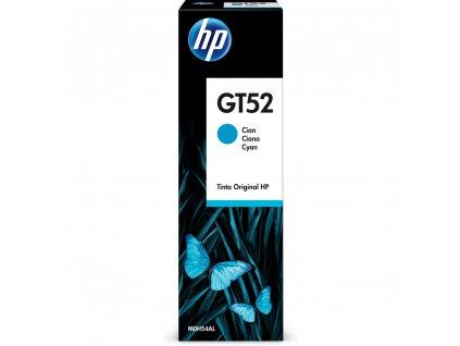 GT52 - azurová lahvička s ink. HP