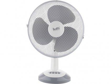Ventilátor stolní  BORAD pr.30cm 40W BOTTI