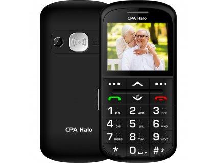 HALO 11 Pro Senior černý CPA