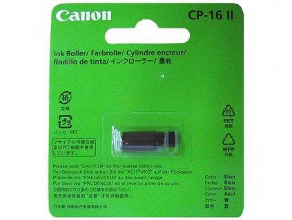 Inkoustová náplň Canon CALCULATOR INK ROLLER CP-16 II originální - modrá