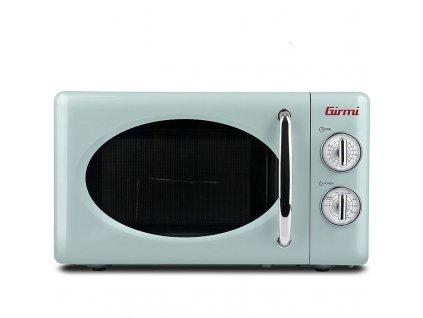 Mikrovlnná trouba Girmi FM2100, Retro