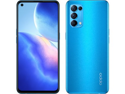 Reno5 5G DS 8+128GB Astral Blue OPPO