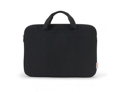 Pouzdro na notebook DICOTA Base XX Laptop Sleeve Plus 14-14.1'' - černé