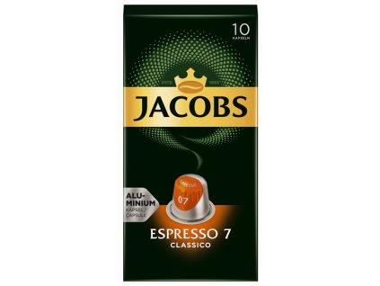 Jacobs Espresso Classico intenzita 7