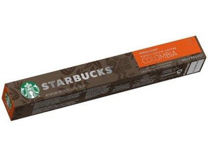 Starbucks Colombia Nespresso 10 ks